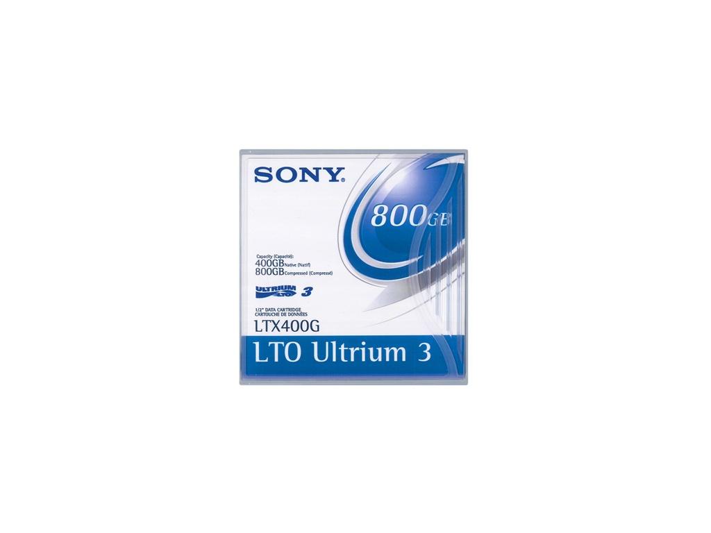 Cintas Respaldo Sony  LTO-3 Ultrium LTX-400G