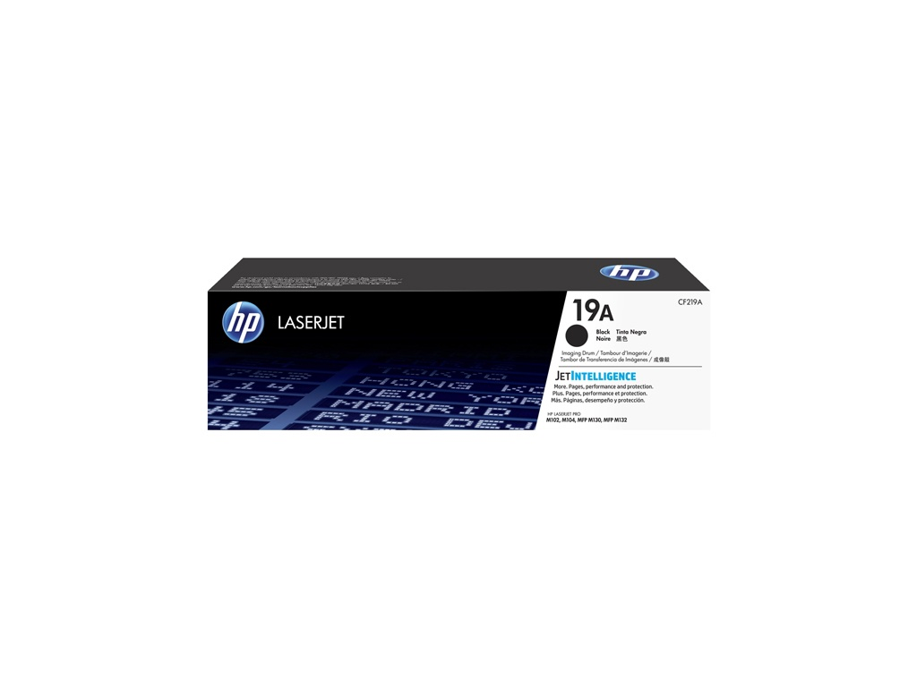 Drum Original HP CF219A (19A) Negro