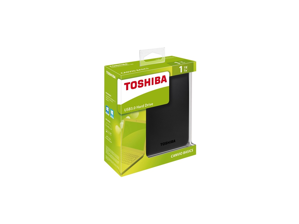 Disco Externo Toshiba  1TB Usb 3.0 HD