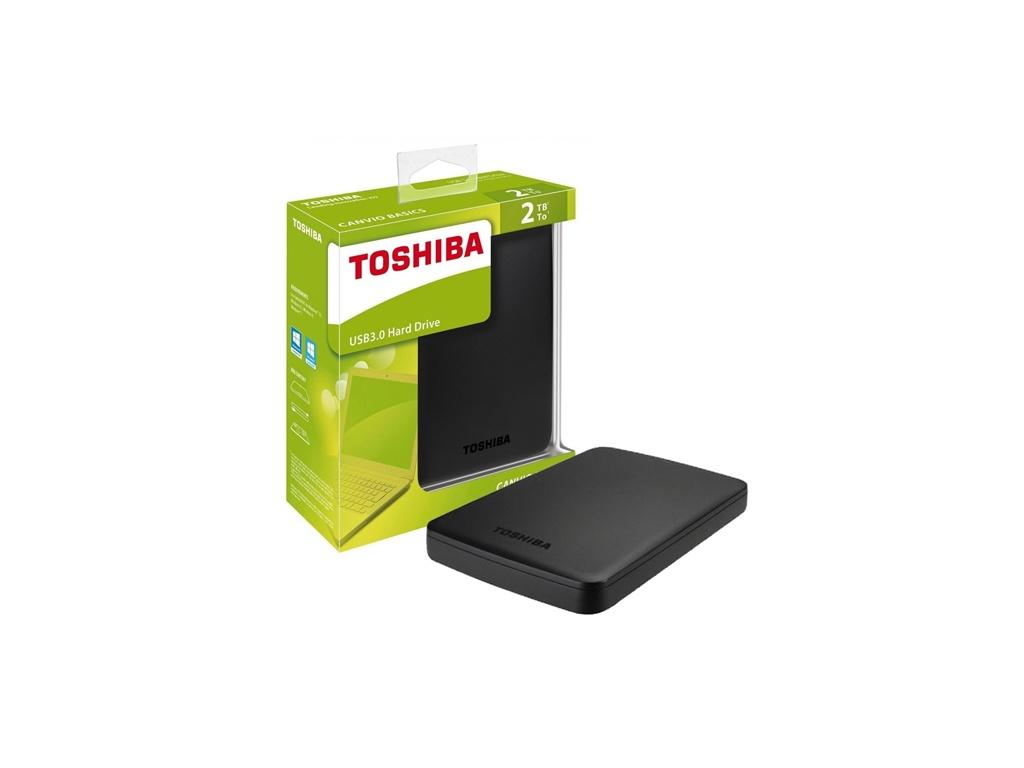Disco Externo Toshiba 2TB Usb 3.0