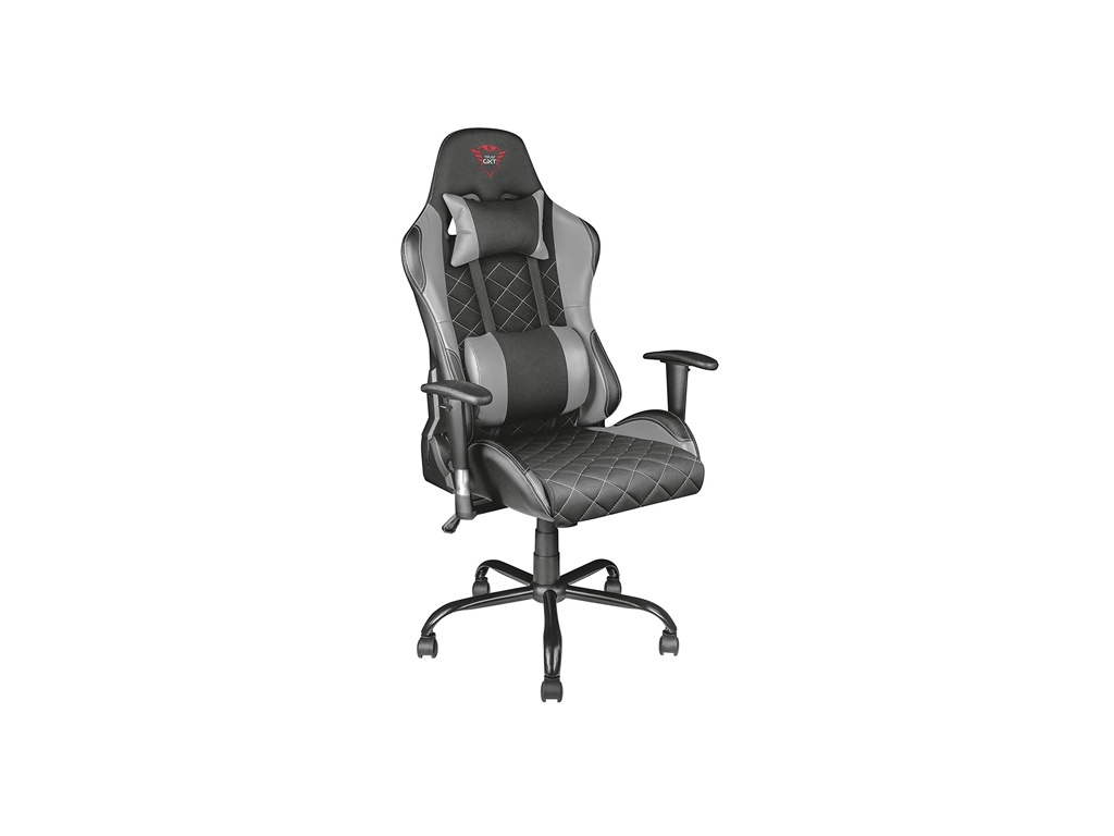 Silla Trust 22525 GXT707G Gaming Gris