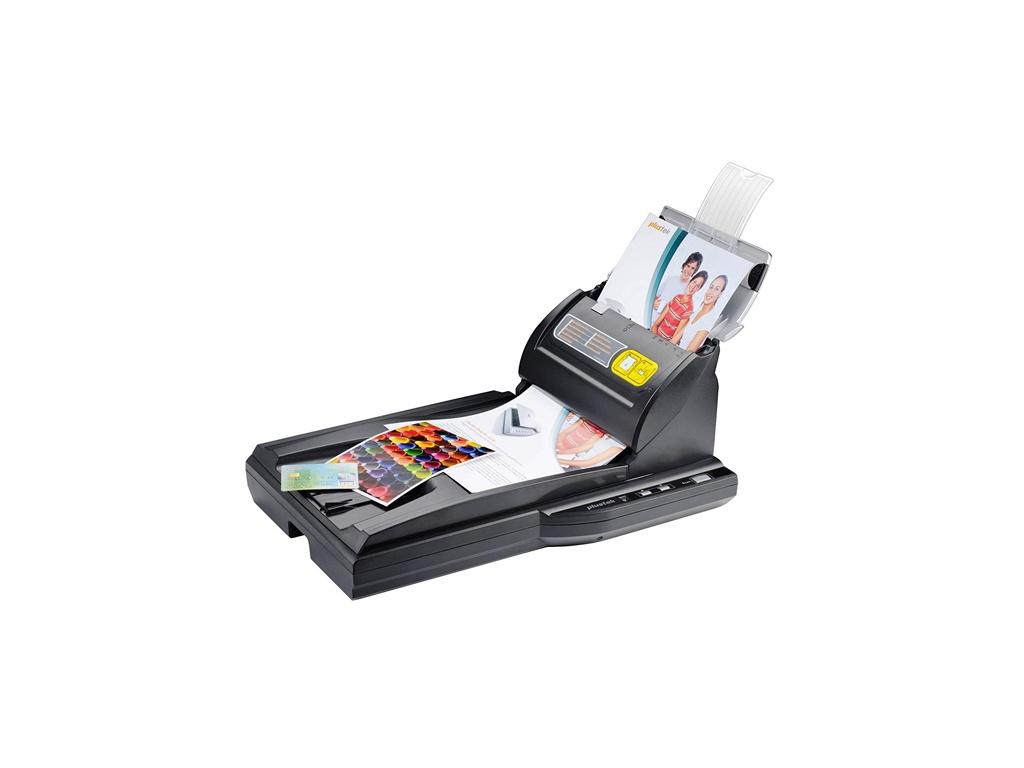 Escáner Plustek SmartOffice PL2550 - Formato A4