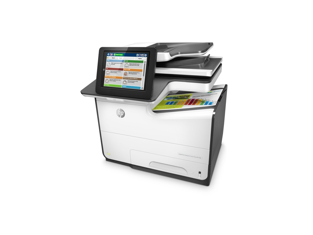 Multifuncion Chorro de Tinta HP PageWide Managed E58650dn