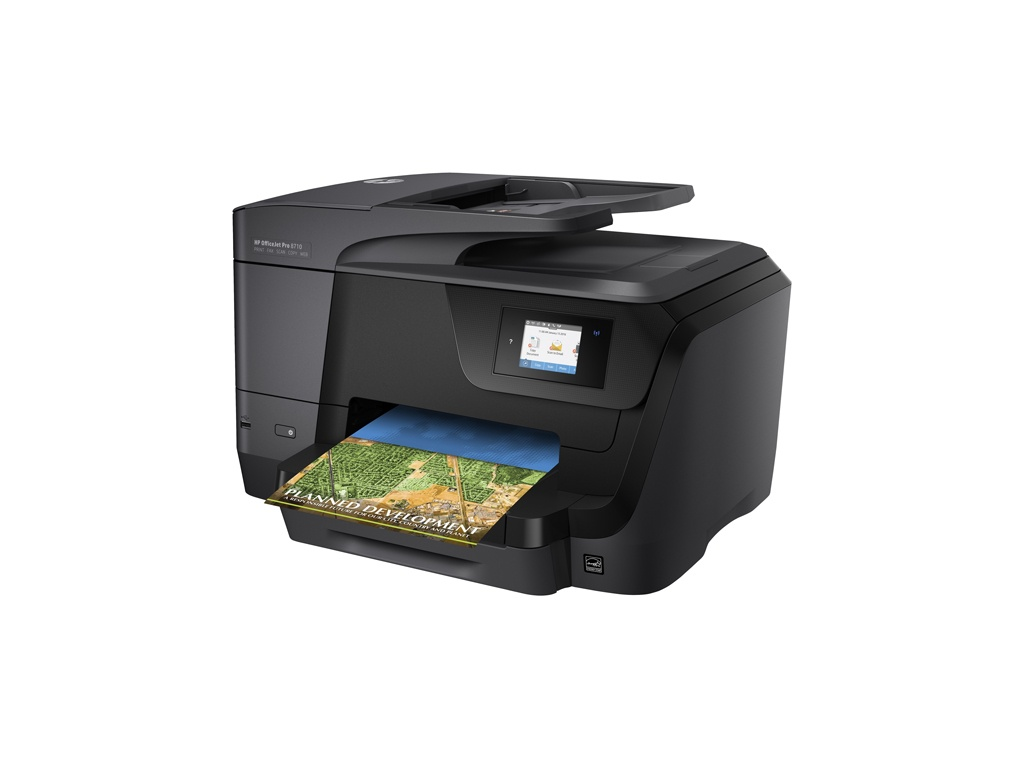 Multifuncion Chorro de Tinta HP Officejet Pro 8710 All-in-One