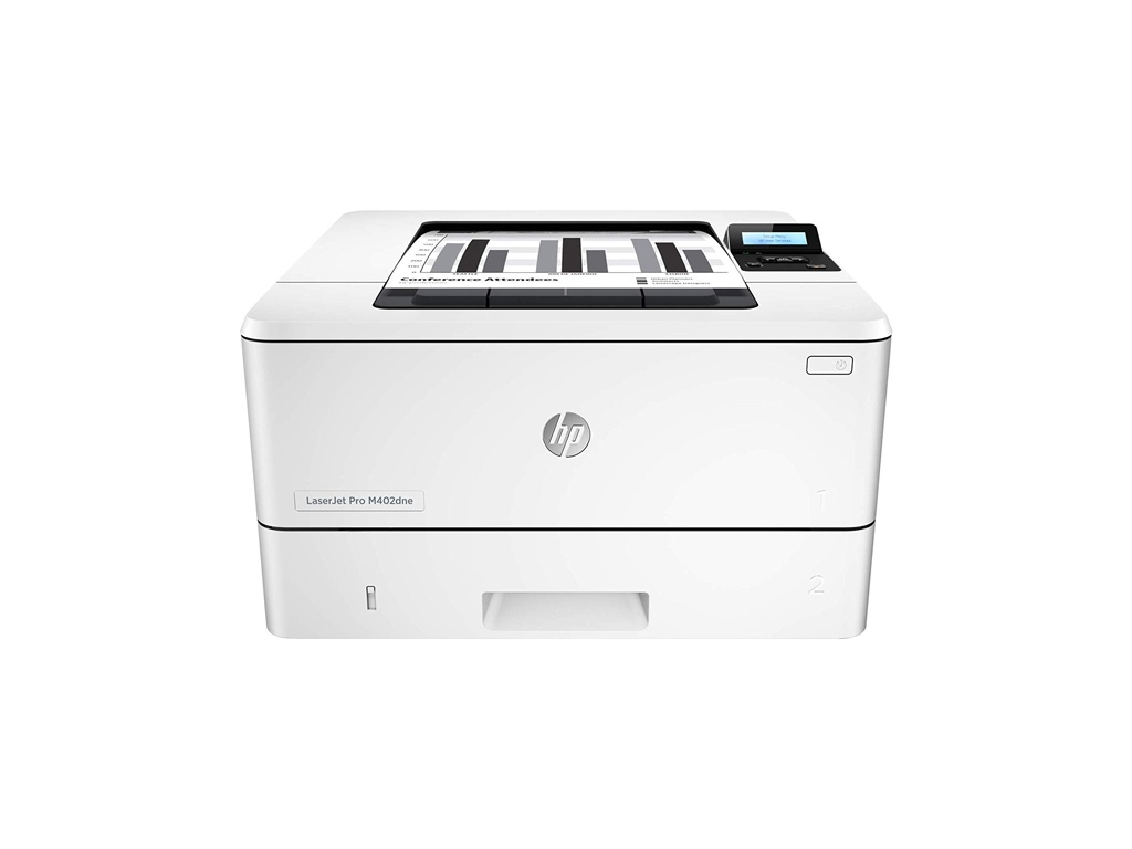 Impresora Láser Monocromática HP LaserJet Pro M402dne - A dos caras