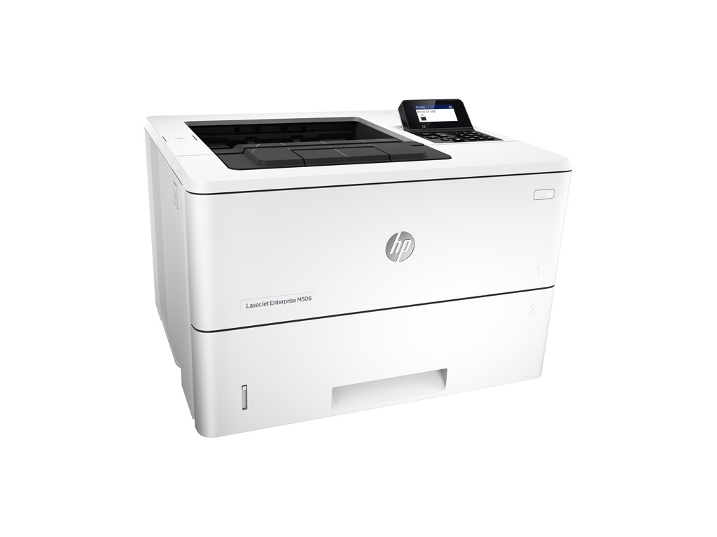 Impresora Láser Monocromática HP LaserJet Enterprise M506dnm