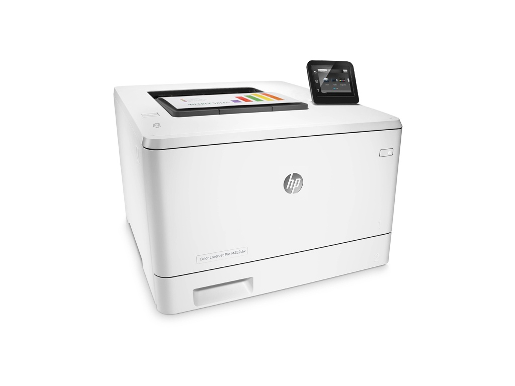 Impresora Láser Color HP LaserJet Pro M452dw (CF394A) Printer Color - Láser