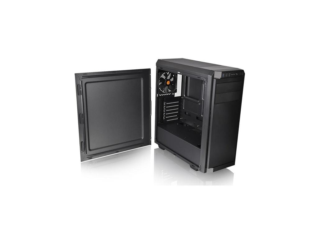 Gabinete Thermaltake V100 con fuente 350W - CA-3K7-35M1NU-00