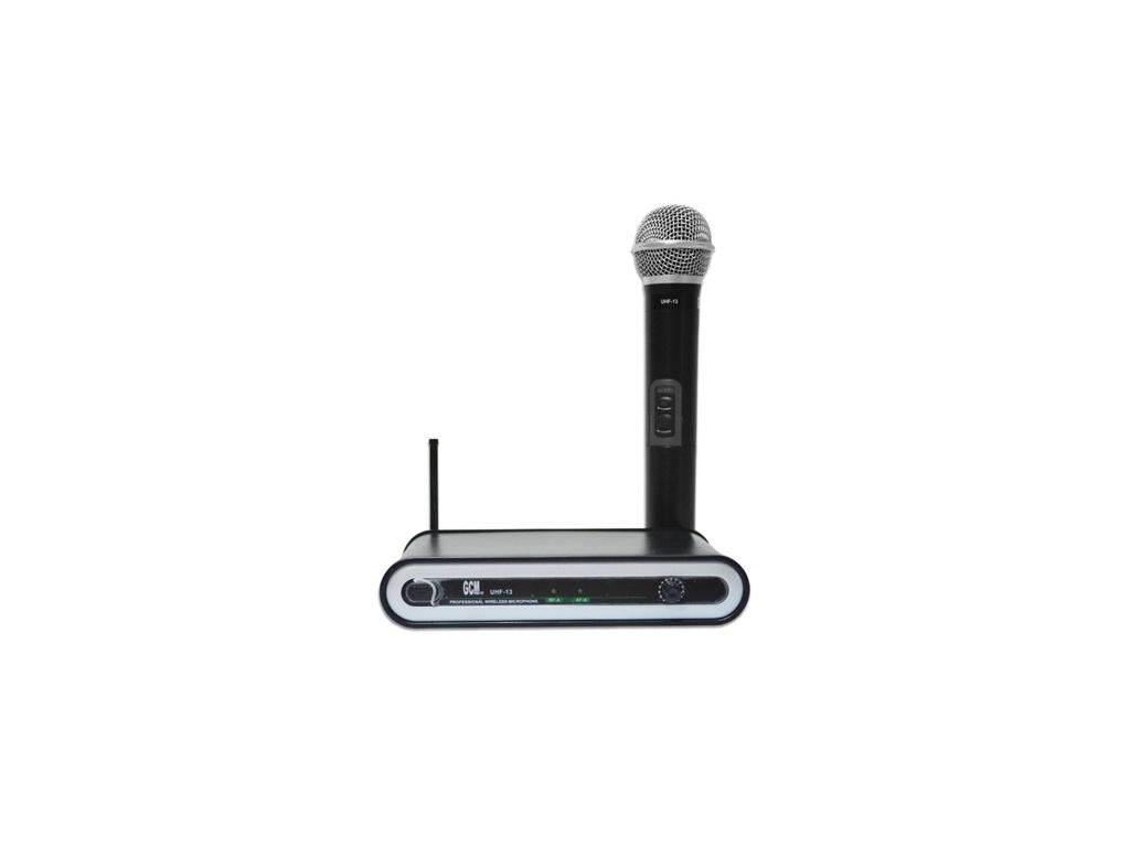 Micrófono Inalambrico UHF-13