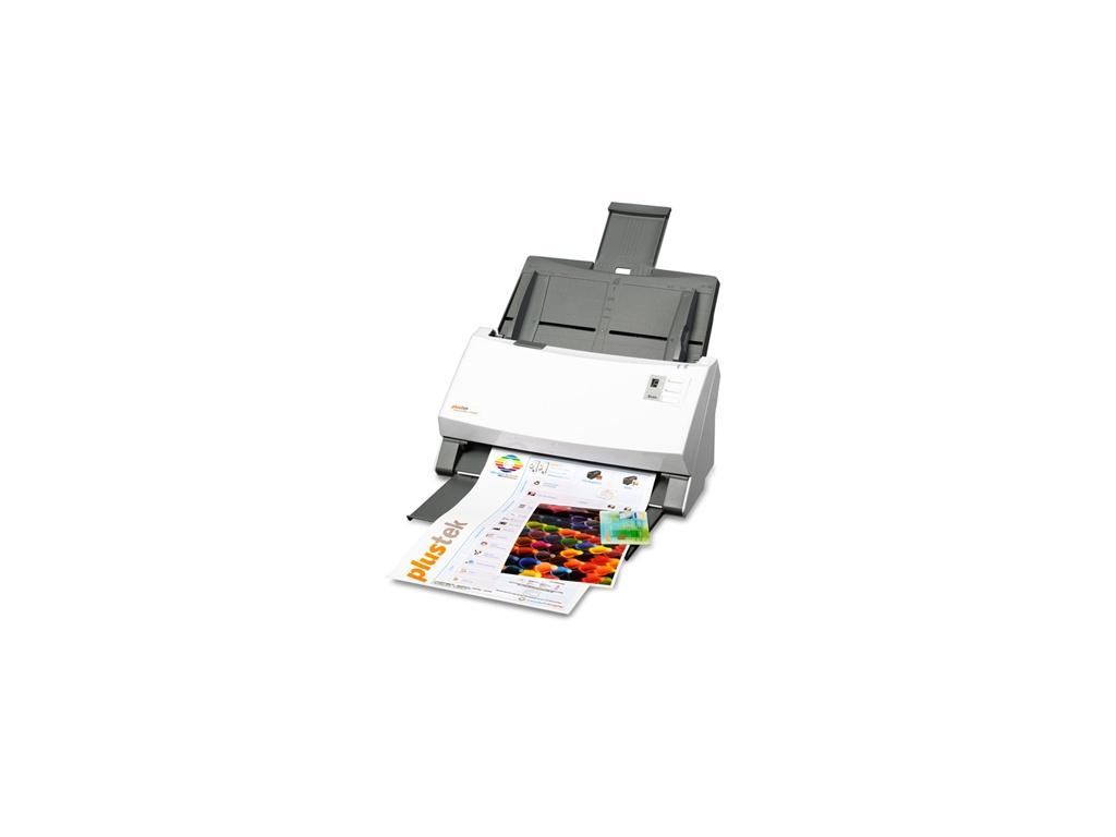 Escaner Plustek SmartOffice PS406U - Formato A4 ADF (Dúplex)