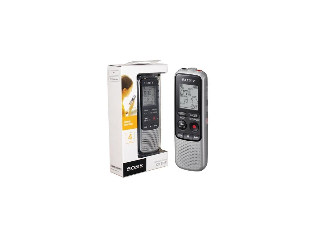Grabadora Digital Sony ICD-BX140
