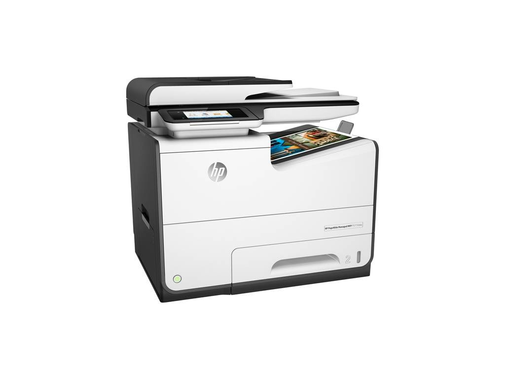 Multifuncion Chorro de Tinta HP PageWide Managed P57750dw