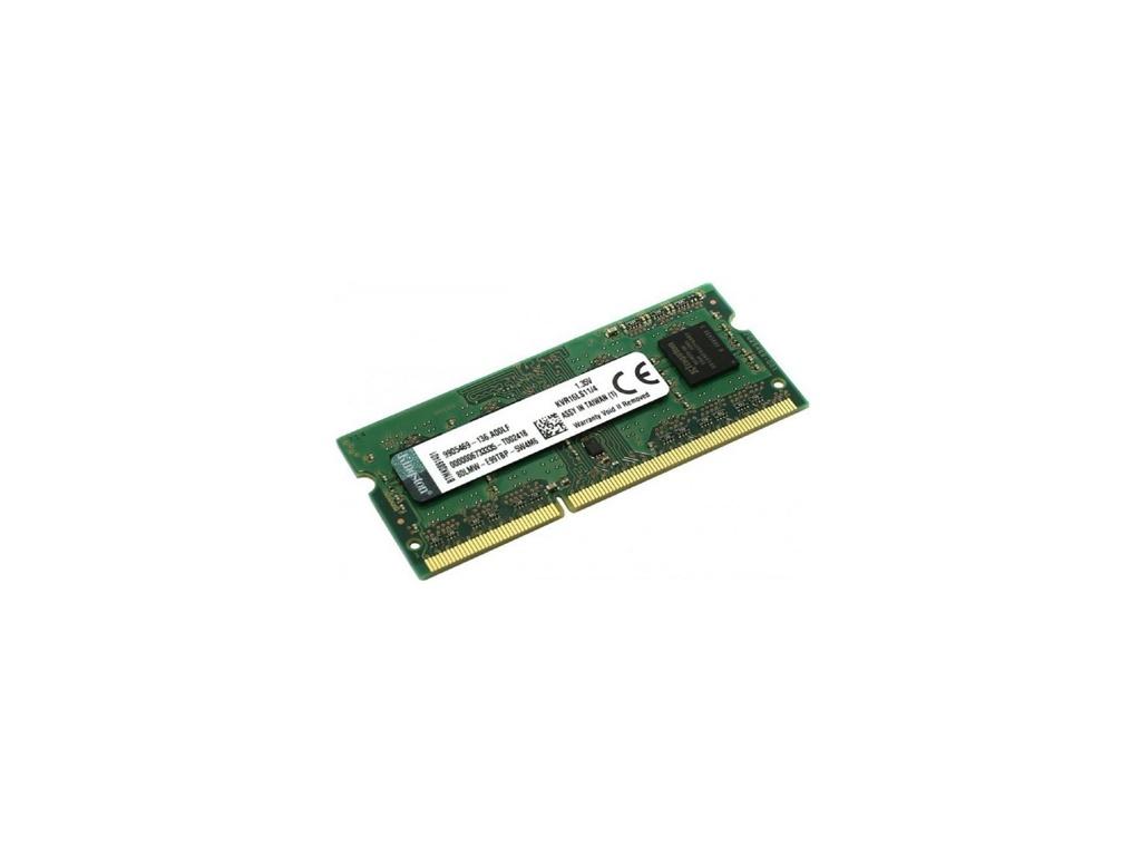 Memoria RAM Kingston SODIMM DDR3 4GB