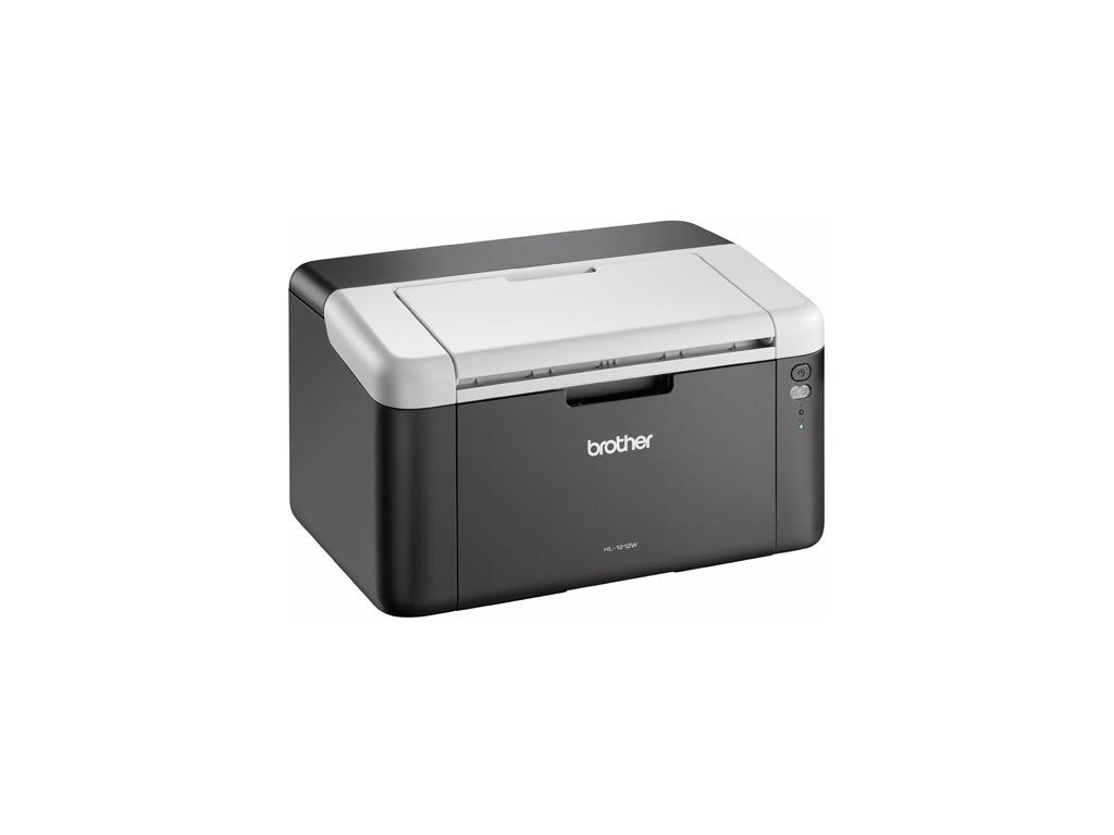 Impresora Brother Láser Monocromática HL-1212W