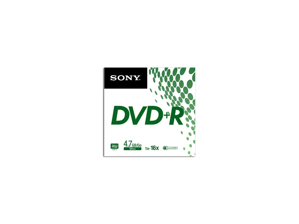 Medio Optico Sony DVD+R SLIM DPR47SS/T 86151993