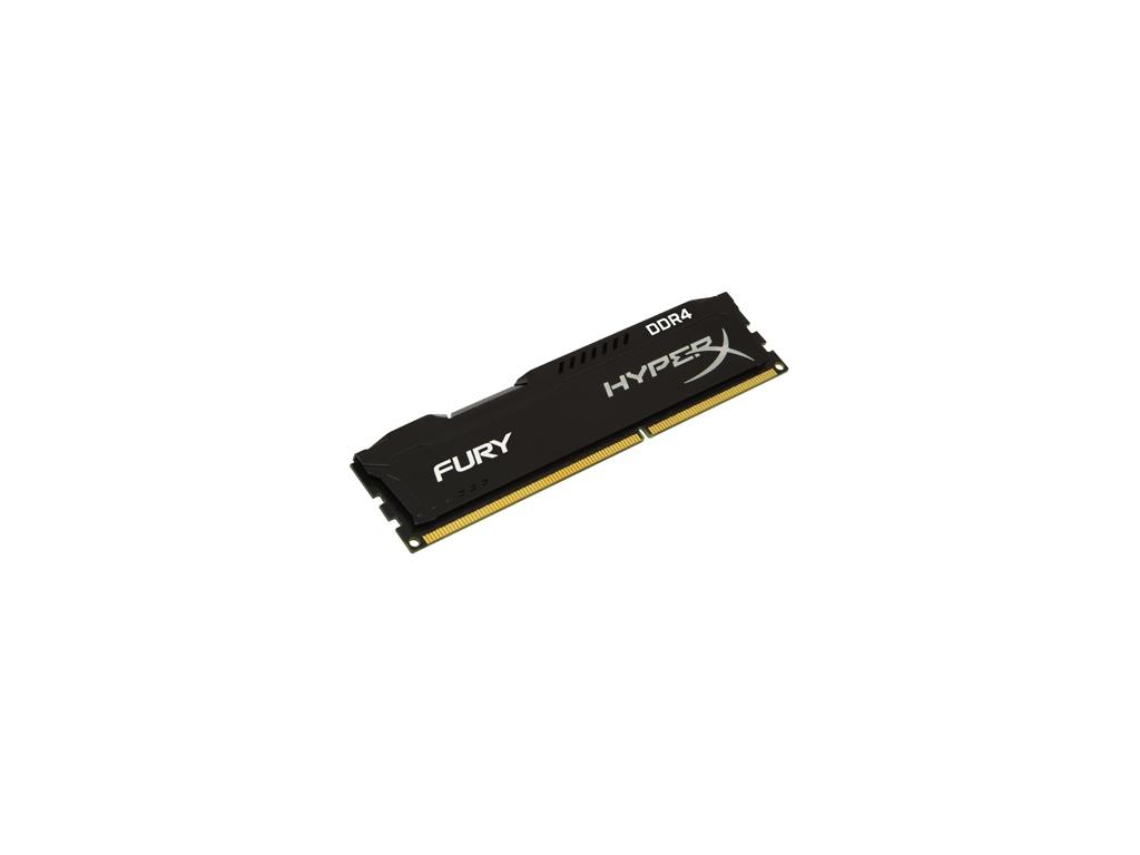 Memoria RAM HyperX FURY Black 4GB