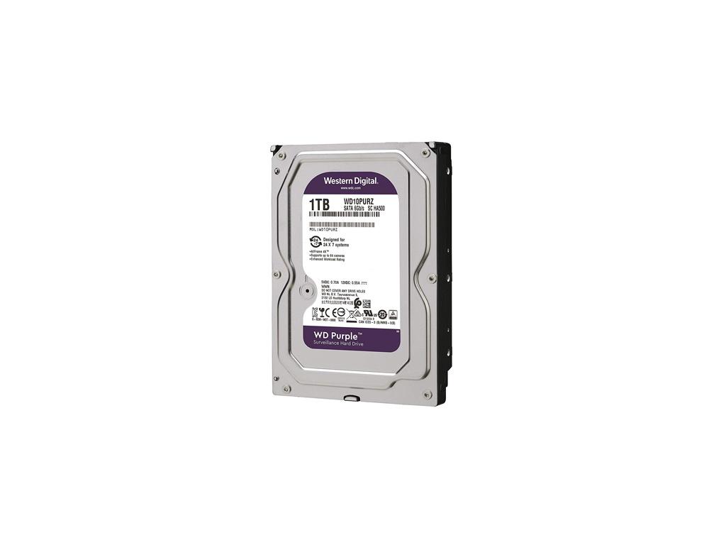 Disco Duro Western Digital Purple 1TB
