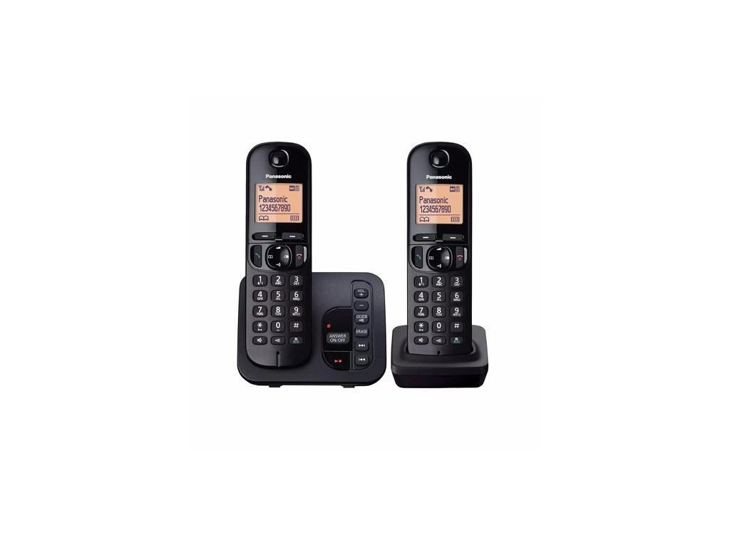 Teléfono inalámbrico Panasonic Doble Base KX-TGC222