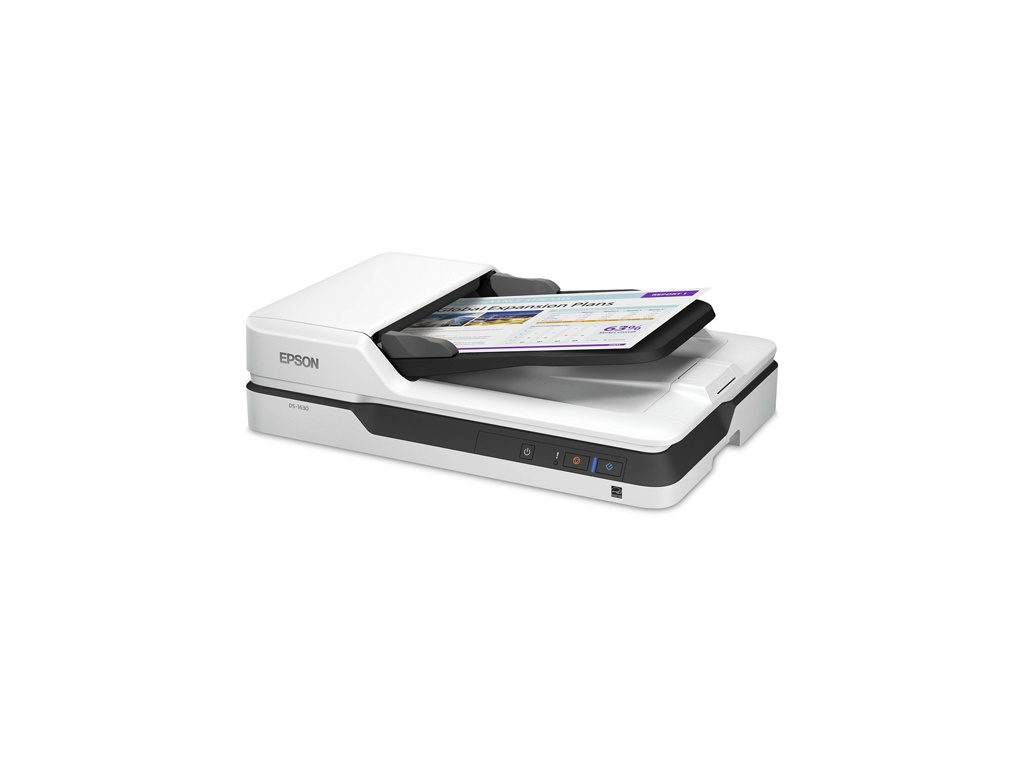 Escáner Epson B11B239201 Workforce DS-1630 de Documentos