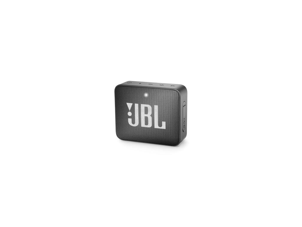 Parlante Portatil JBL GO2 Bluetooth negro