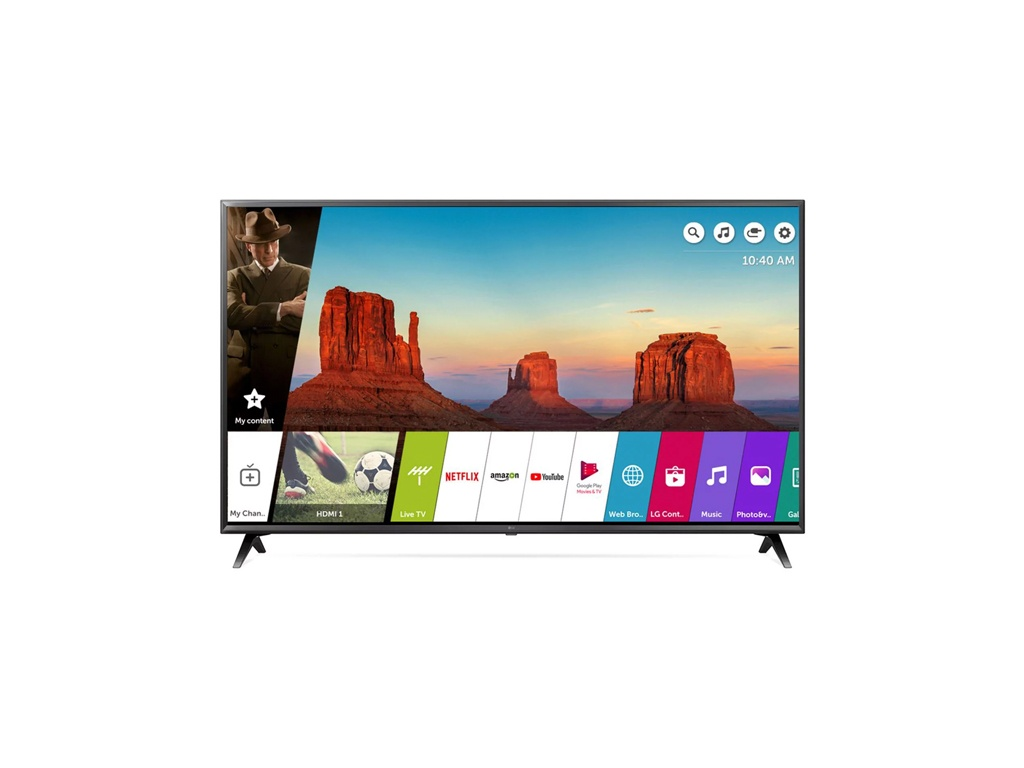 "LG TV 55"" UHD SMART 55UK6200"