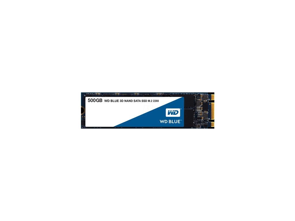 Disco Sólido WD Blue SSD WDS500G2B0B - 500 GB - M.2