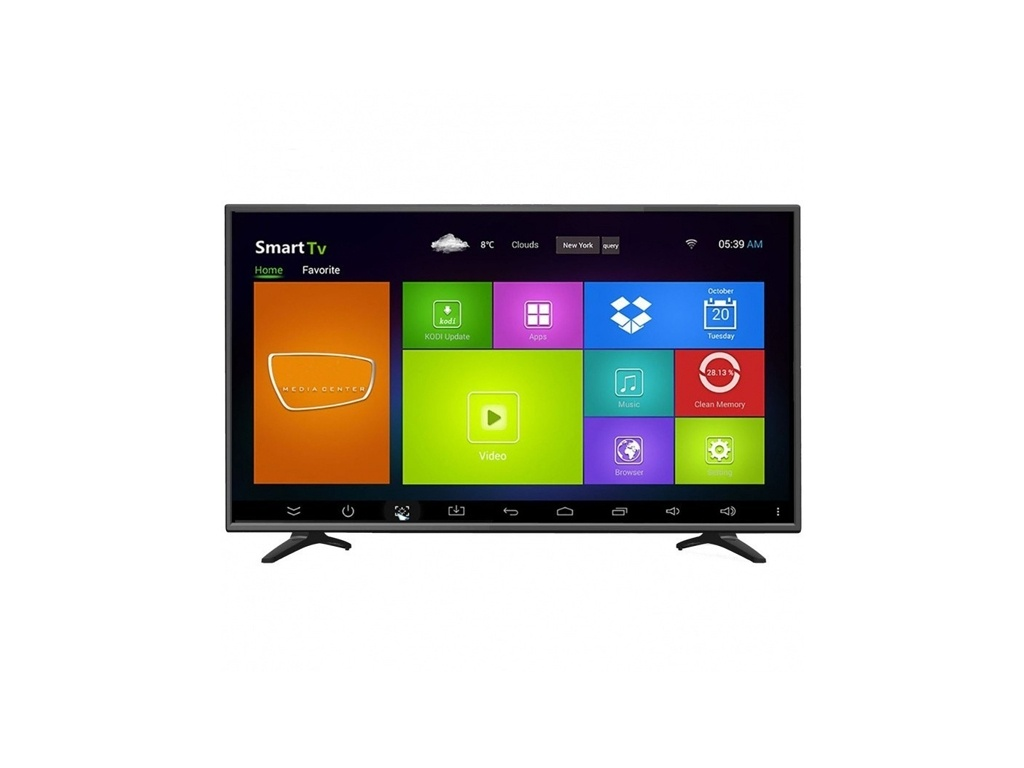 TV LED Asano 40'' Full HD SMART Android
