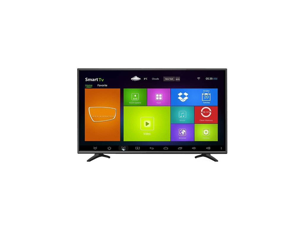 TV LED Asano 32'' HD Smart