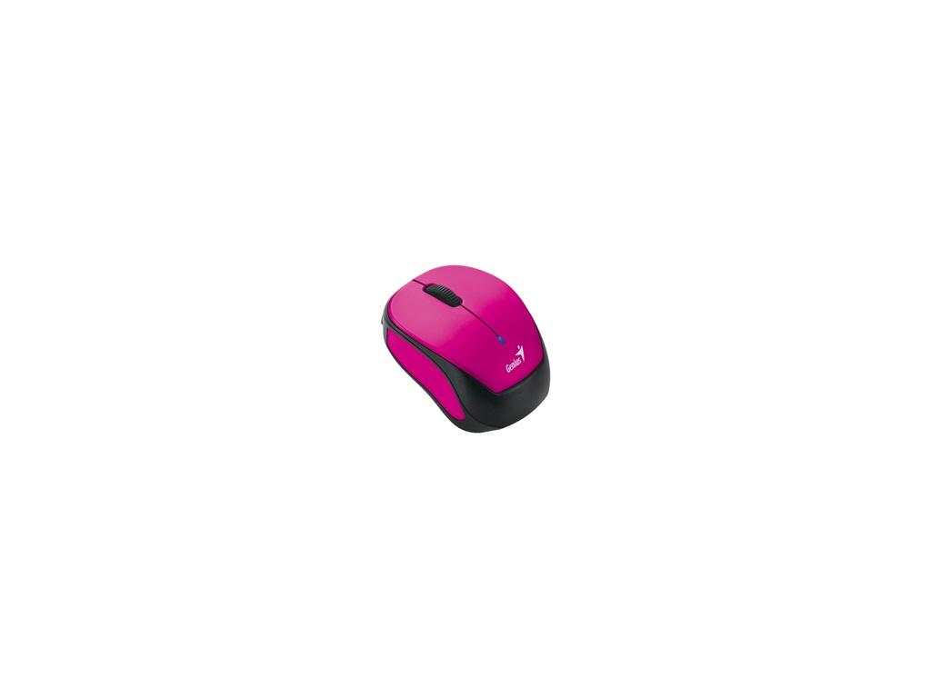 Mouse Genius Micro Traveler 9000R rosado