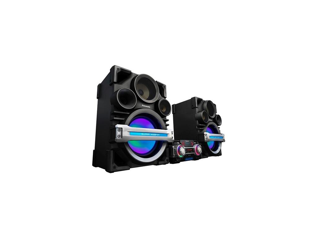 Mini Componente de Audio Marca:Panasonic Modelo:SC-MAX750