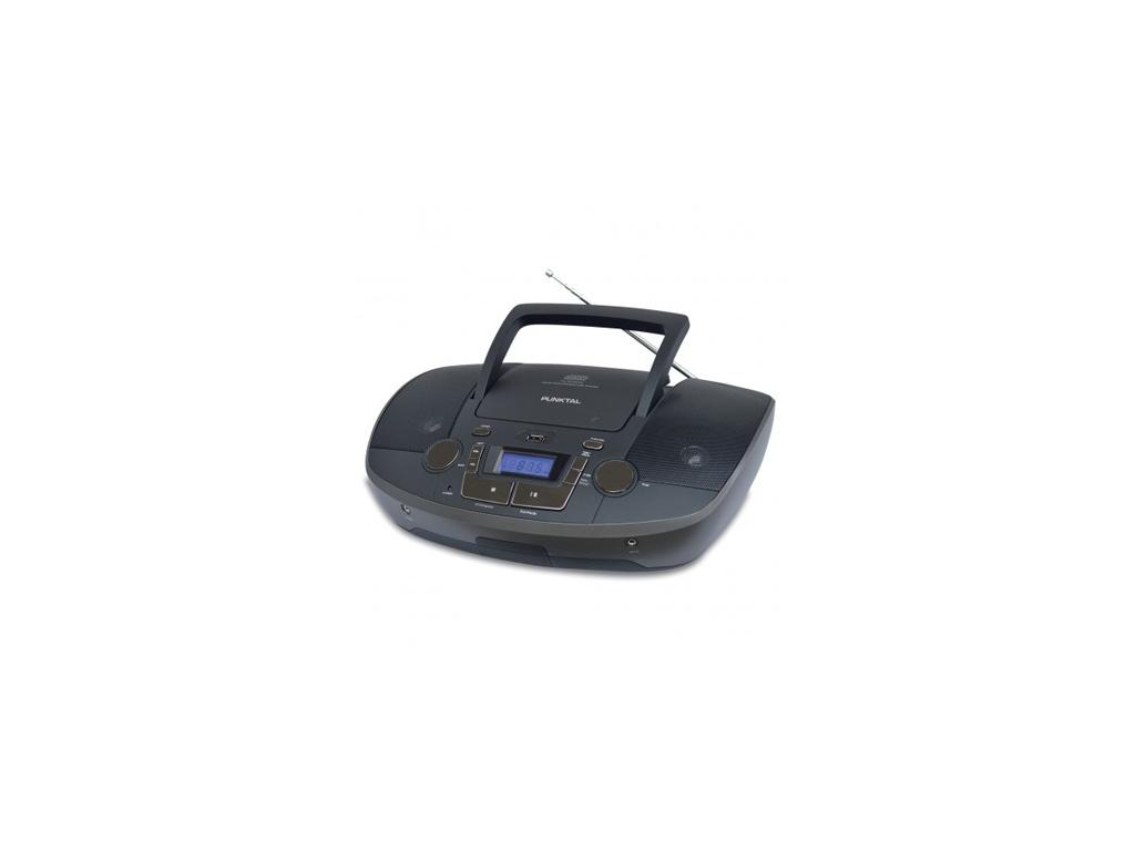 Radio reproductor Punktal PK-6000. Sintonia AM / FM