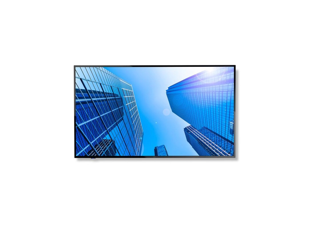 "Monitor comercial NEC 43"" E437Q LED-Backlit, 4K UHD"