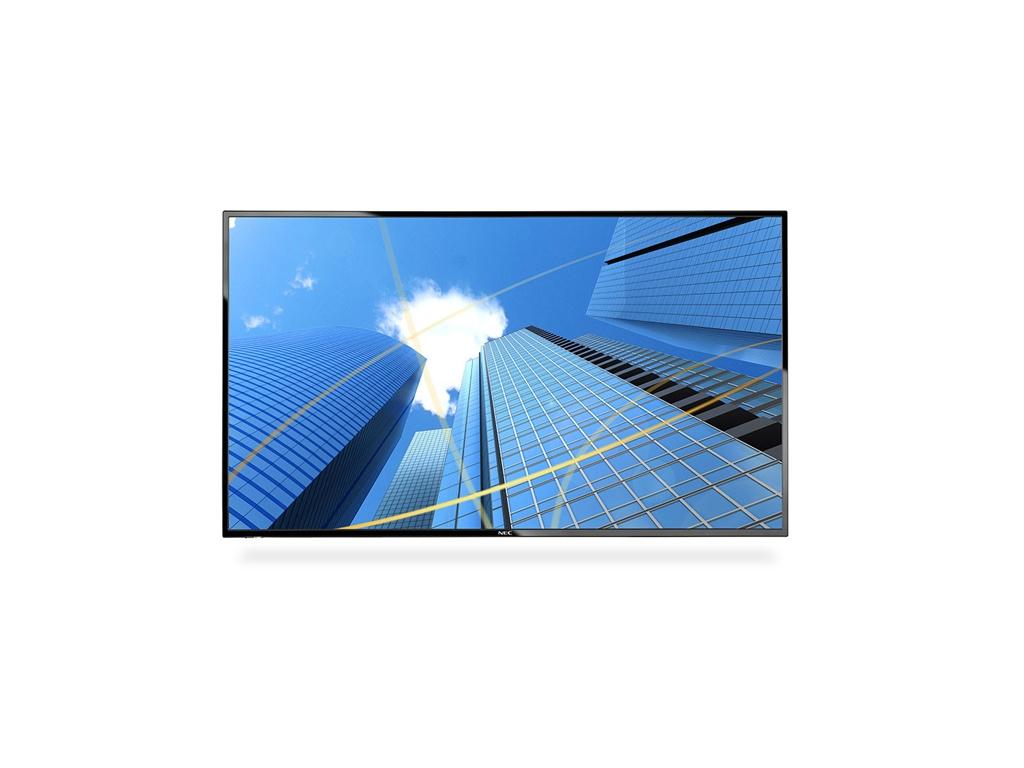 "Monitor comercial NEC 55"" E557Q LED-Backlit, 4K UHD"
