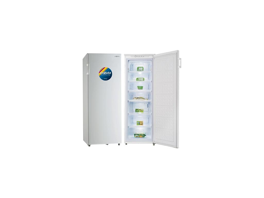 Freezer Vertical Enxuta FVENX238. Capacidad: 235 Lts