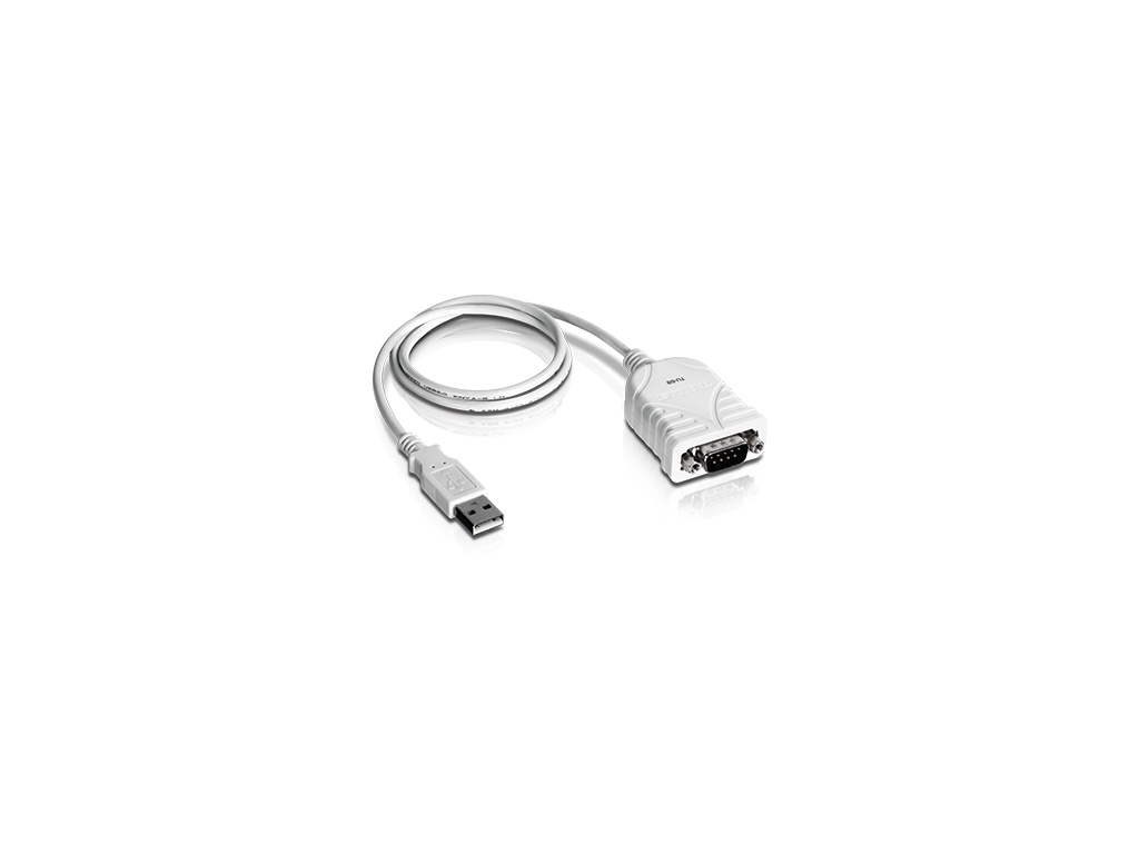 Adaptador TrendNet TU-S9 de USB a Serial