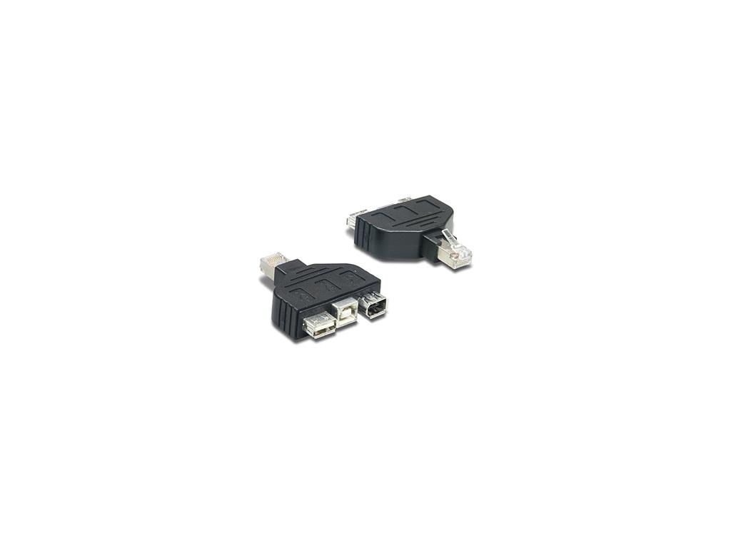 Adaptador Firewire y USB  TrendNet TC-NTUF para TC-NT2