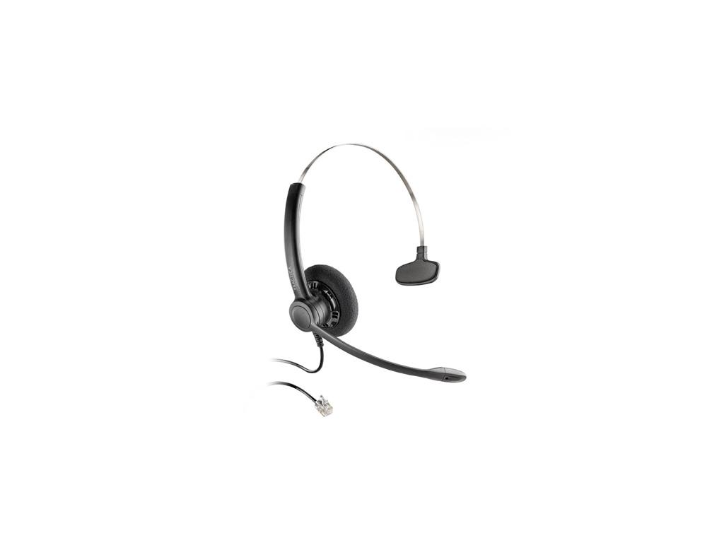 Vincha Plantronics SP- 11 Monoaural con Conexión directa al teléfono (79182-04)