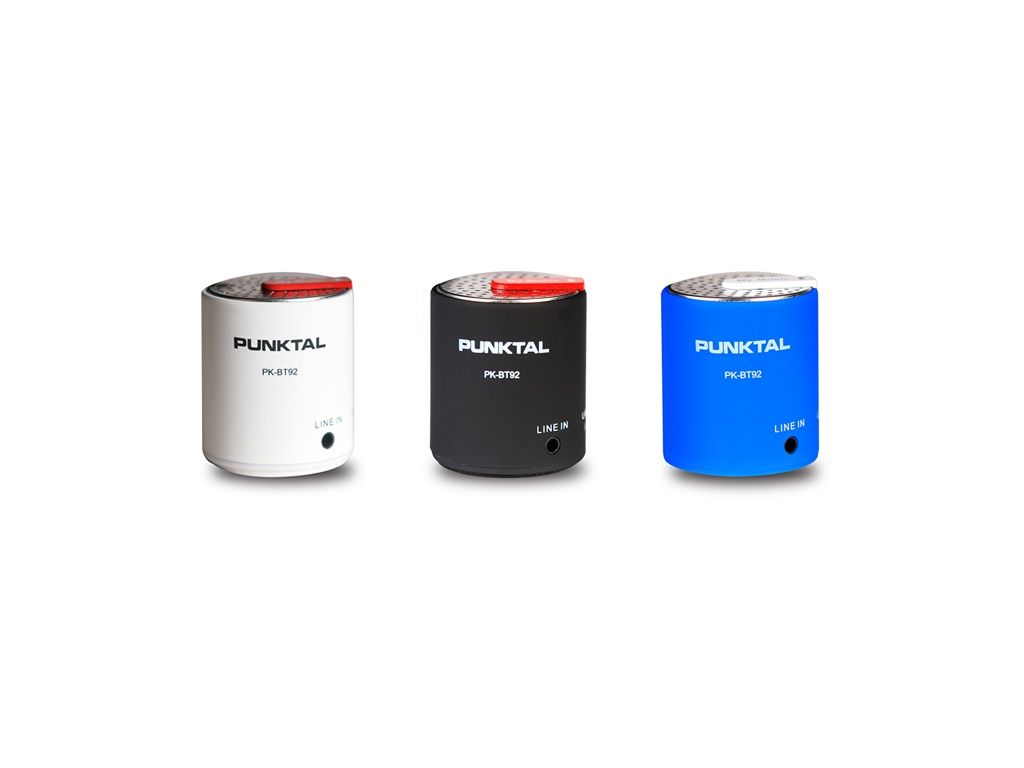 Mini parlante portable Punktal PK-BT92