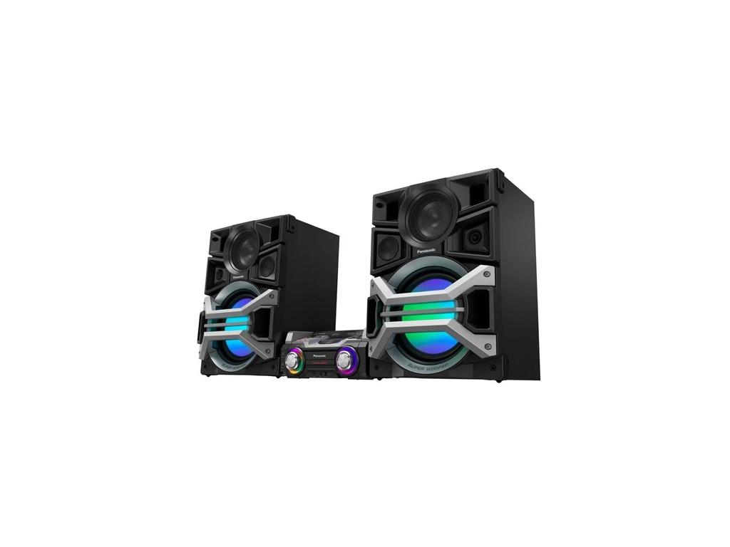 Mini Componente de Audio Marca:Panasonic Modelo:SC-MAX770