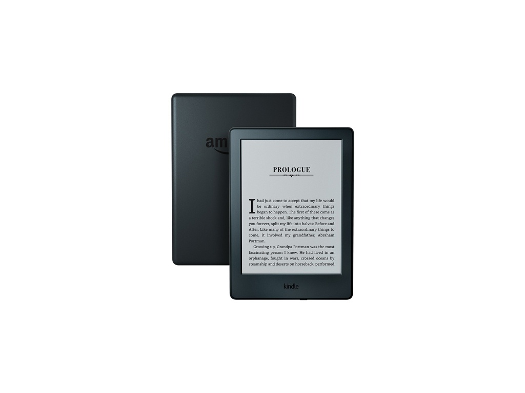 "Ebook Kindle 8va. Gen. Negra Wifi 6"" Touch"