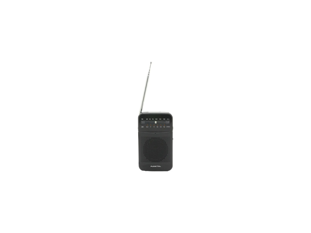 Radio Portátil Punktal PK-24