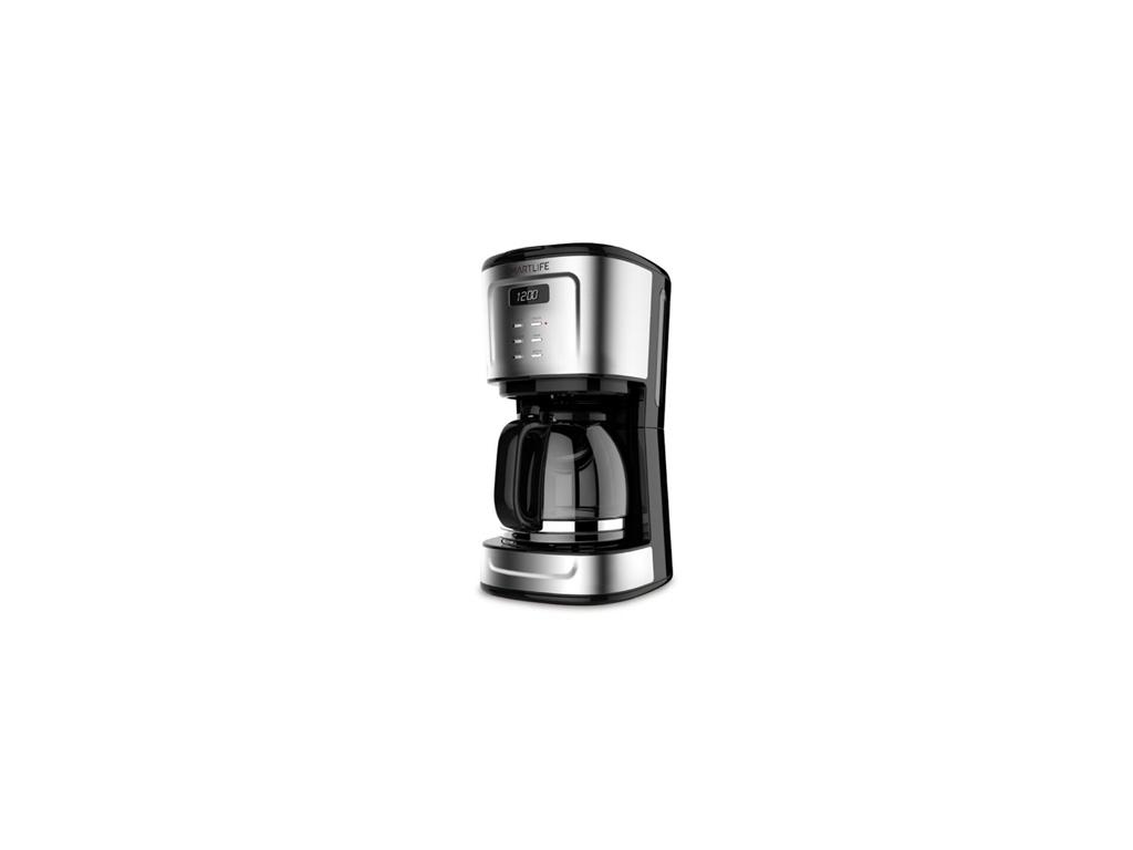 Cafetera digital Smartlife 1.5L SL-CM1095