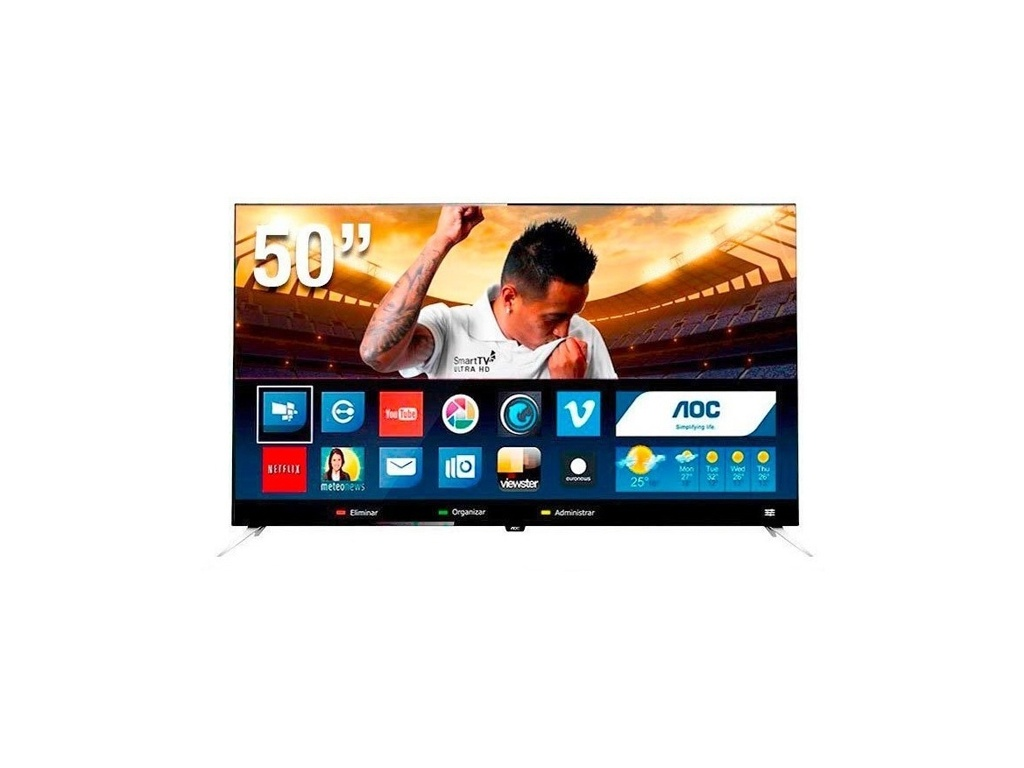 "Televisor AOC LE50U7970 TV Led 50"" - 4K Ultra HD"