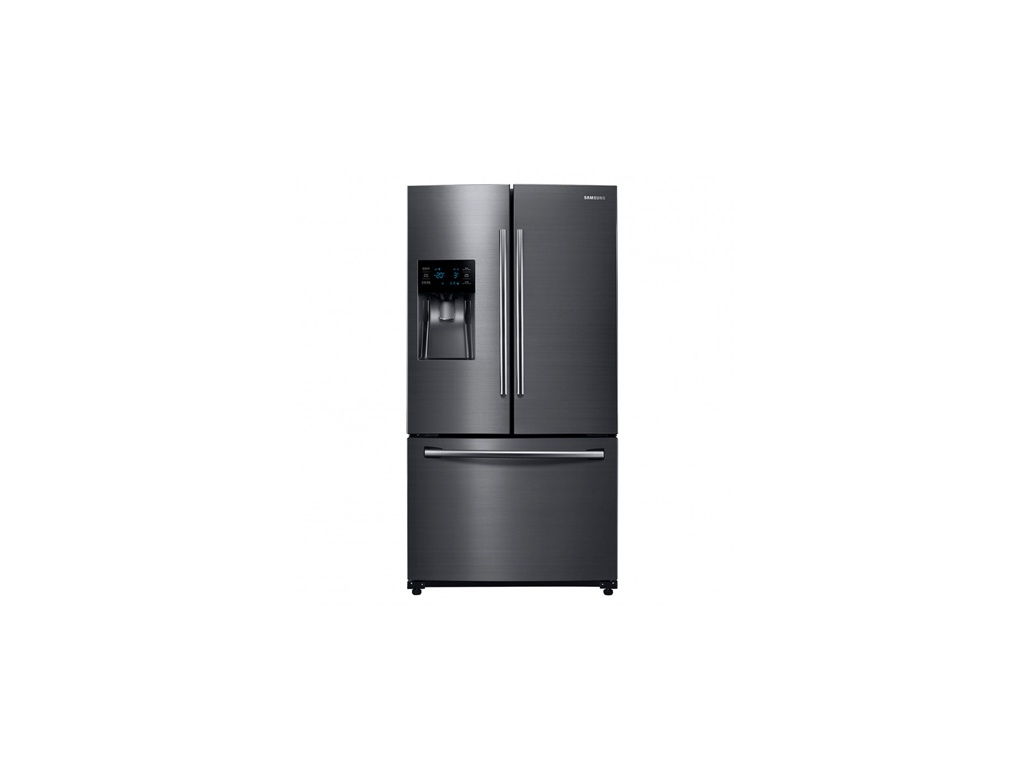 Refrigerador Samsung Side by Side con tecnología Digital Inverter RF263BEAESG/EY