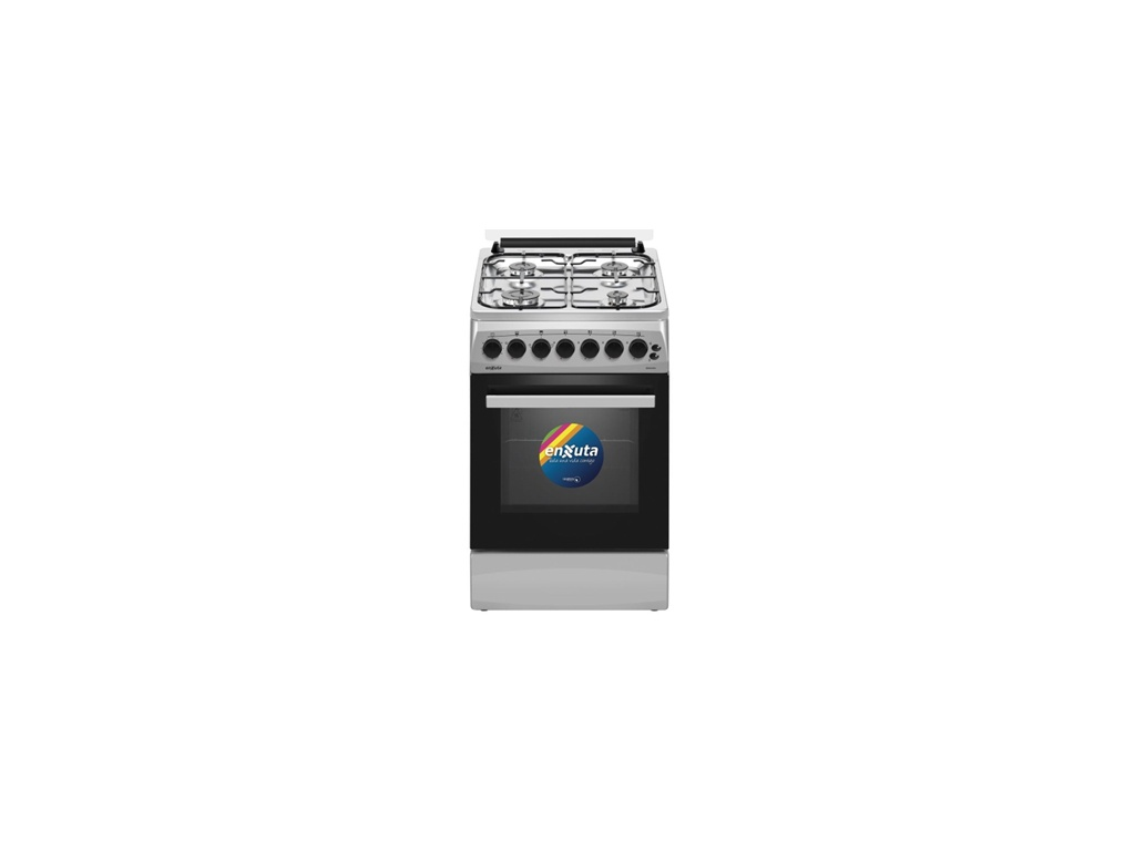 Cocina Supergas 4 Hornallas Inox con Termocupla (CENX5542I)