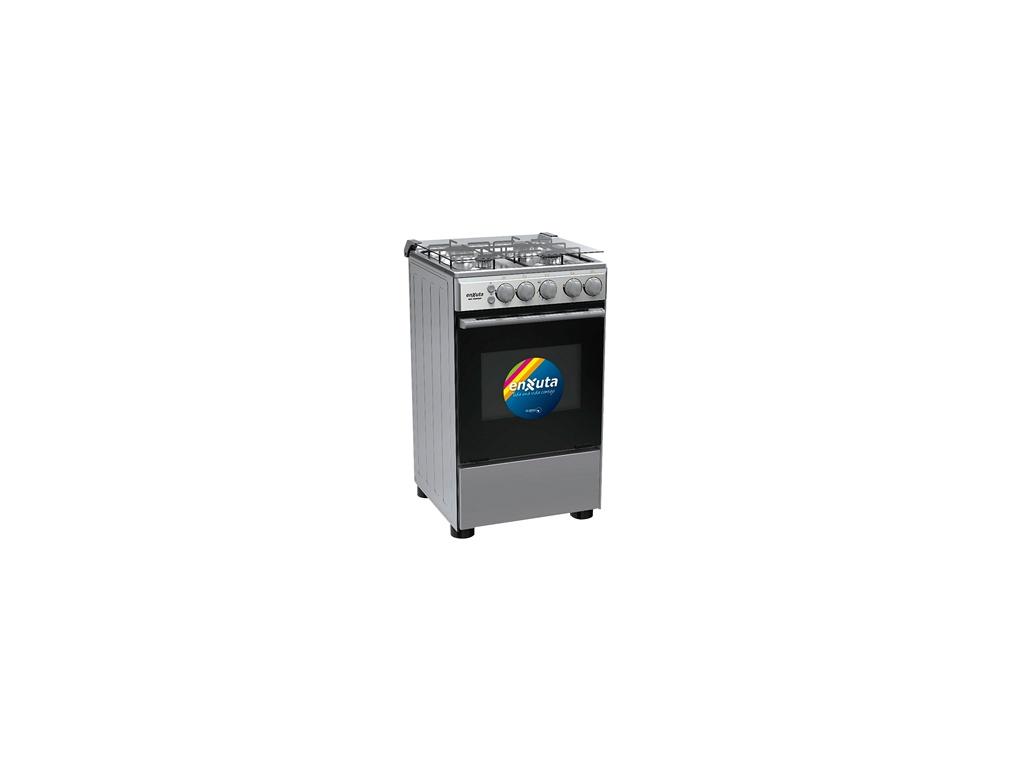 Cocina Supergas 4 Hornallas Inox con Termocupla (CENX9504I)