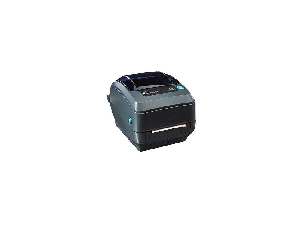 Impresora de Transferencia Térmica Zebra GK420T - Serial/USB/Paralelo - (GK42-102510-000)