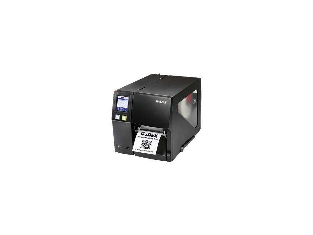 Impresora industrial de códigos de barras GODEX ZX1200I de alto rendimiento