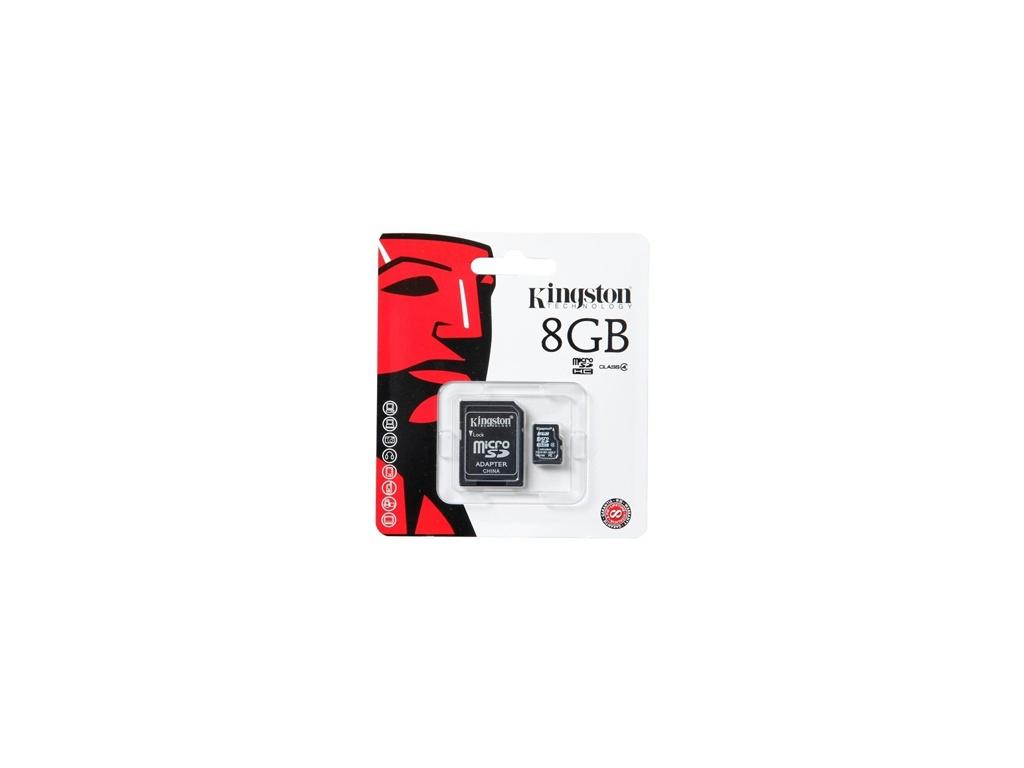 Memoria Kingston SDC4/8GB-2ADP