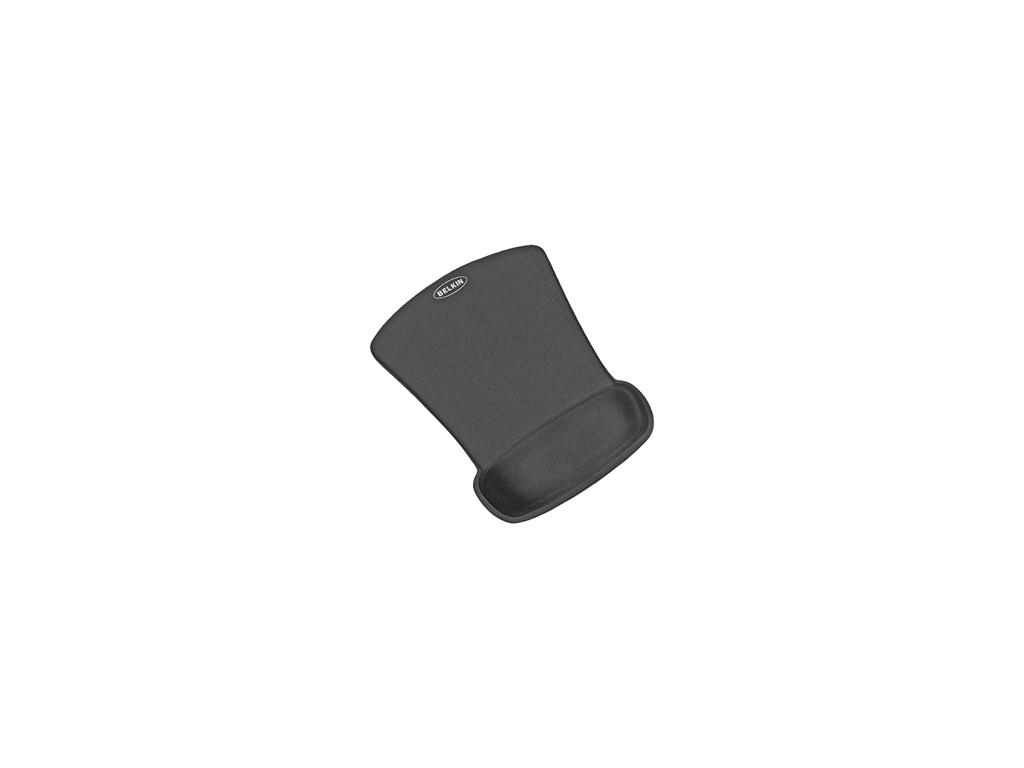 Mouse Pad Belkin WaveRest F8E262-BLK Negro c/Apoya muñecas de Gel